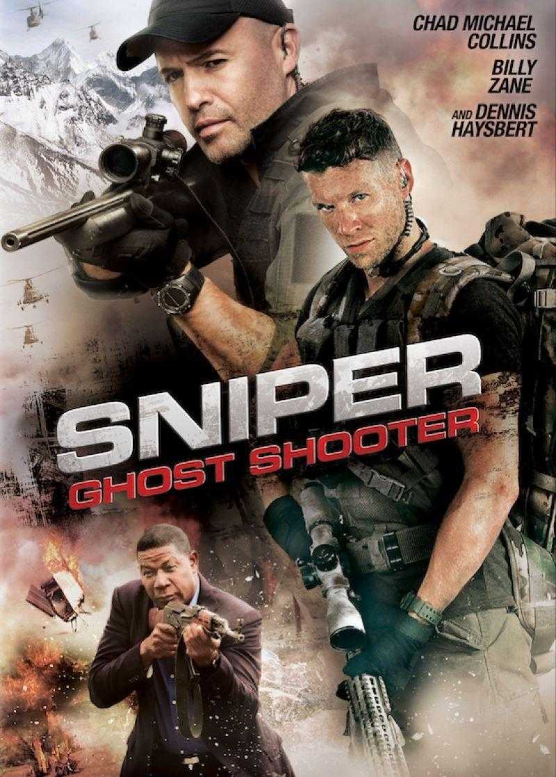 Sniper: Ghost Shooter (2016) ()