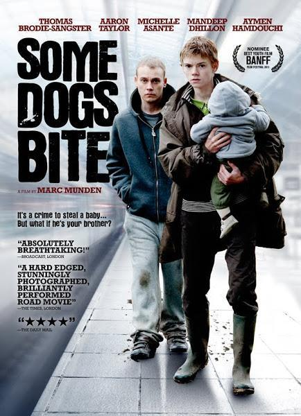 Some Dogs Bite Uk Dvd