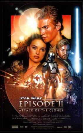 Star Wars. Episode II: Attack of the Clones