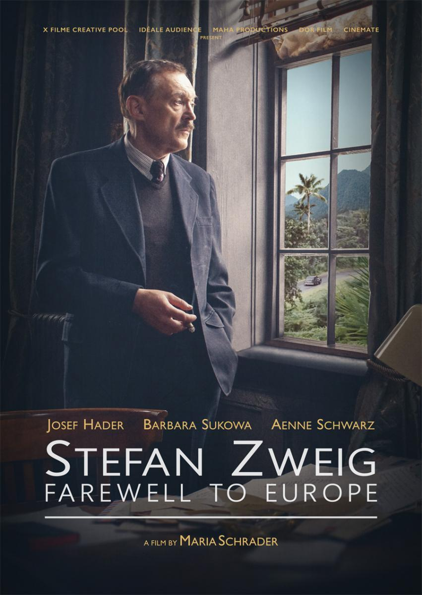 Image result for STEFAN ZWEIG, ADIÓS A EUROPA