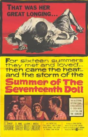summer of the seventeenth doll Summer of the seventeenth doll the ideas in summer of the seventeenth doll are conveyed through the forms and conventions commonly used in realism lawler.