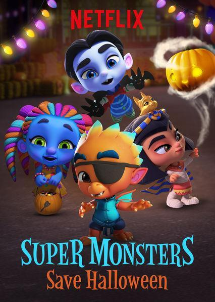Super Monsters Save Halloween (2018) 1 LINK HD Uptobox