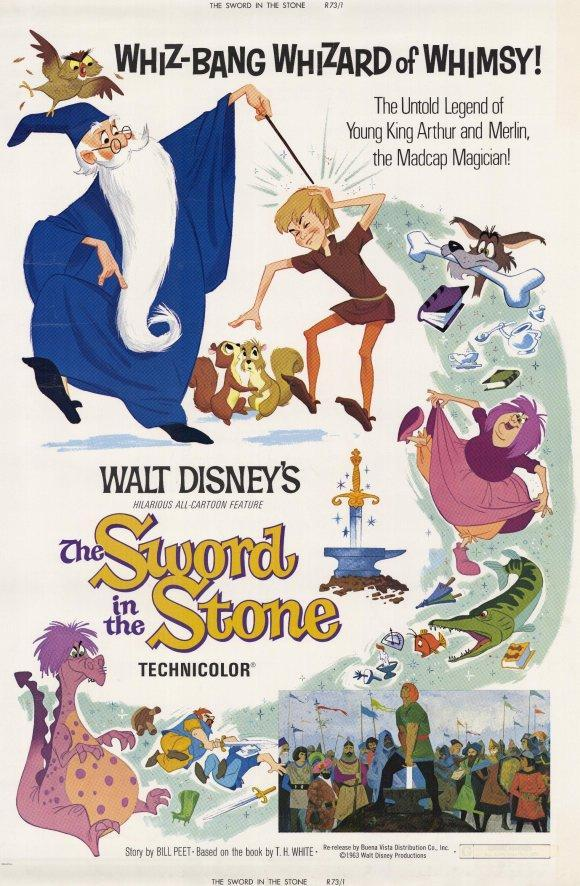 a synopsis of the sword in the stone from the once and future king by t h white The sword in the stone by t h white:  the first book of t h white's tetralogy the once and future king  recognize the sword pulled by arthur from the stone.