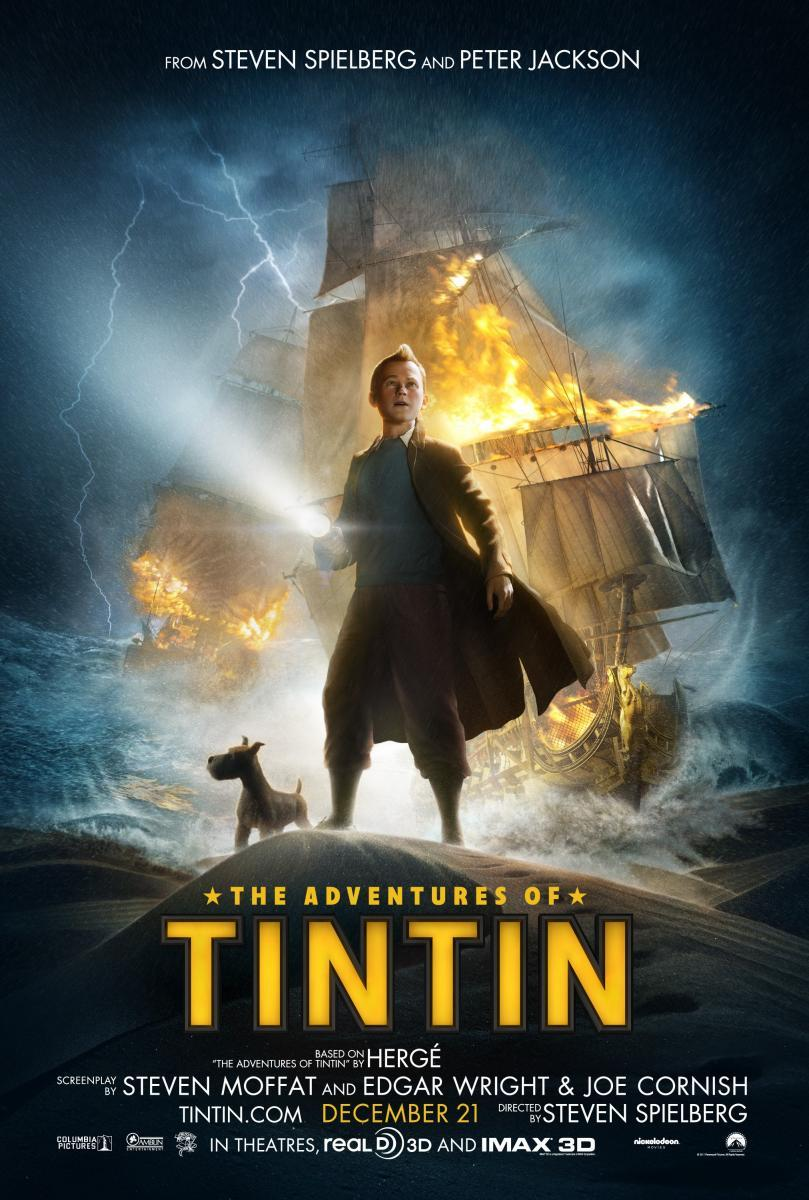 The Adventures of Tintin: Secret of the Unicorn (2011 ...