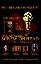 The Amazing Screw-On Head (TV)