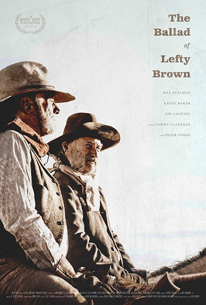 La balada de Lefty Brown (2017) HD Latino MEGA