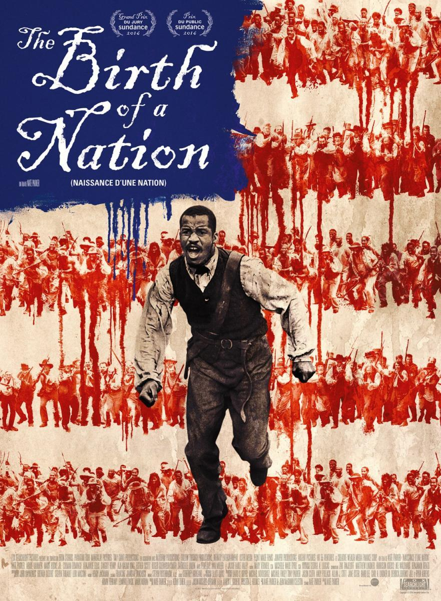 a film review of a birth of a nation Nate parker's the birth of a nation shares a title with dw griffith's 1915 film,  notorious for exalting white supremacism and the ku klux klan.