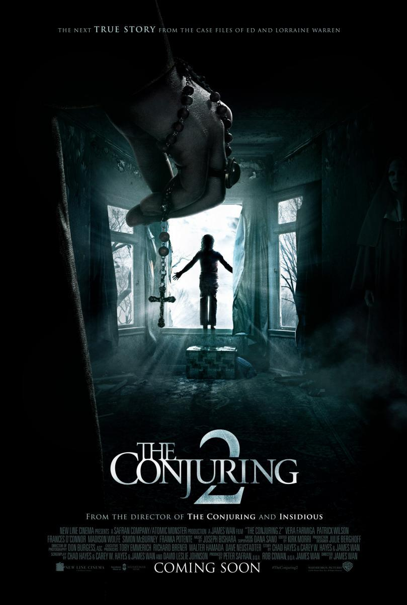El Conjuro 2 (2016) BRRIP 1080p Dual Audio Latino-Ingles