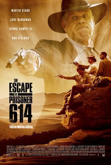 The Escape of Prisoner 614 (2018) Full HD MEGA ()