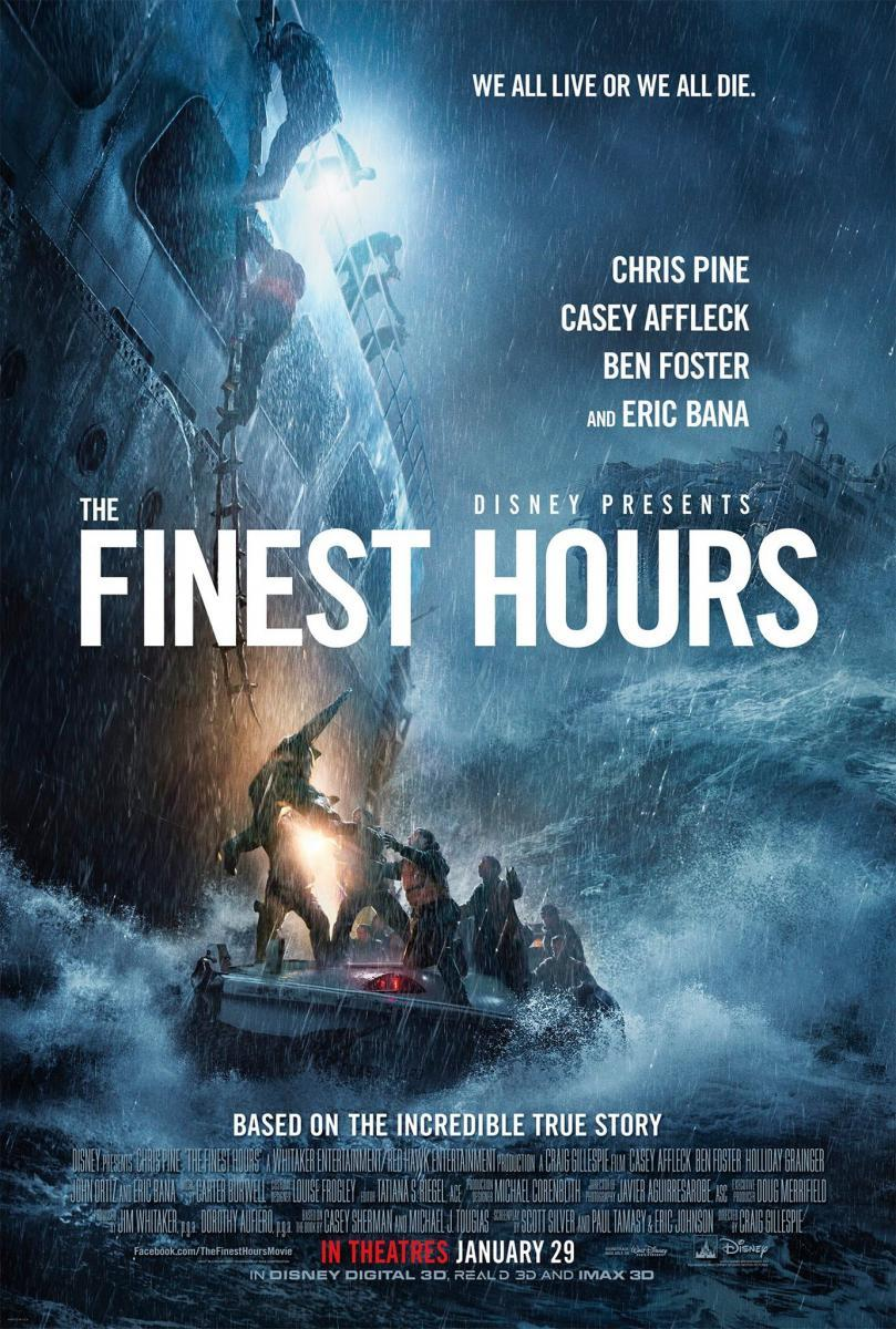 the finest hours true story synopsis | Film Streaming