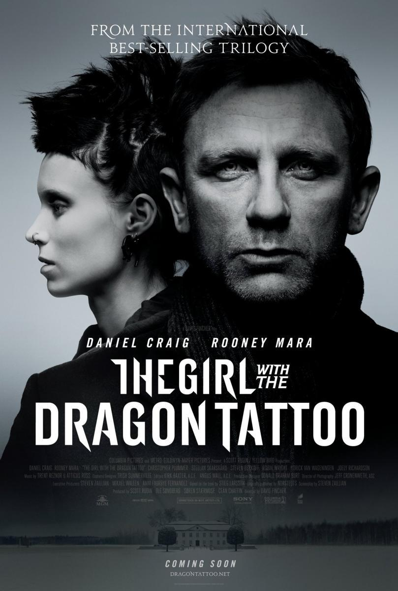 the girl with the dragon tattoo 2011 filmaffinity