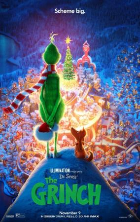 El Grinch (2018) [TS-Screener] [Latino] [1 Link] [MEGA] [GDrive]
