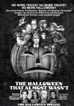 The Halloween That Almost Wasn't (TV)