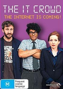The IT Crowd (Los Informáticos): The Internet Is Coming (TV)