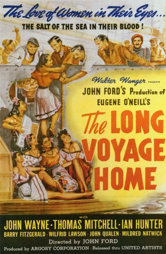 The Long Voyage Home (John Ford, 1940)