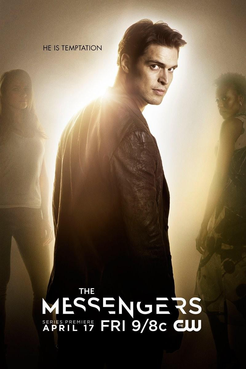 the messengers serie de tv 2015 filmaffinity