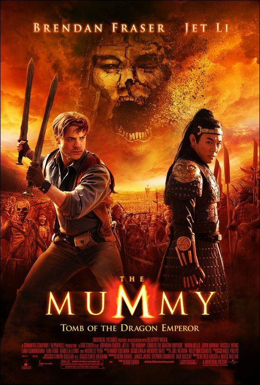 The Mummy: Tomb of the Dragon Emperor (The Mummy 3) (2008 ...