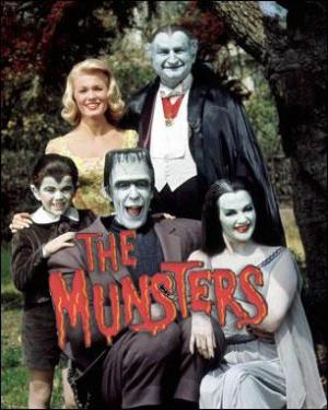 La familia Monster (Serie de TV)