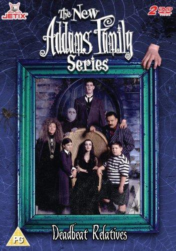 the new addams family tv series 1998 filmaffinity. Black Bedroom Furniture Sets. Home Design Ideas