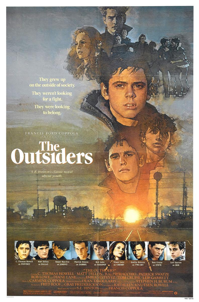 The Outsiders - 'Finishing' Touch : The Original Hit Recordings And More