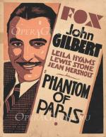 The Phantom of Paris
