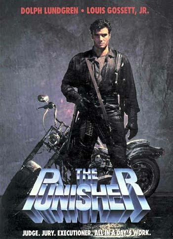 The Punisher (Vengador) (1989) Full HD MEGA Latino