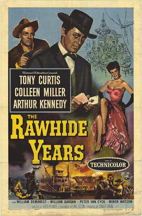 The rawhide years 1955 filmaffinity