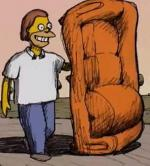 The Simpsons: Bill Plympton Couch Gag (C)