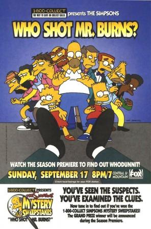 The Simpsons: Who Shot Mr. Burns? (TV)