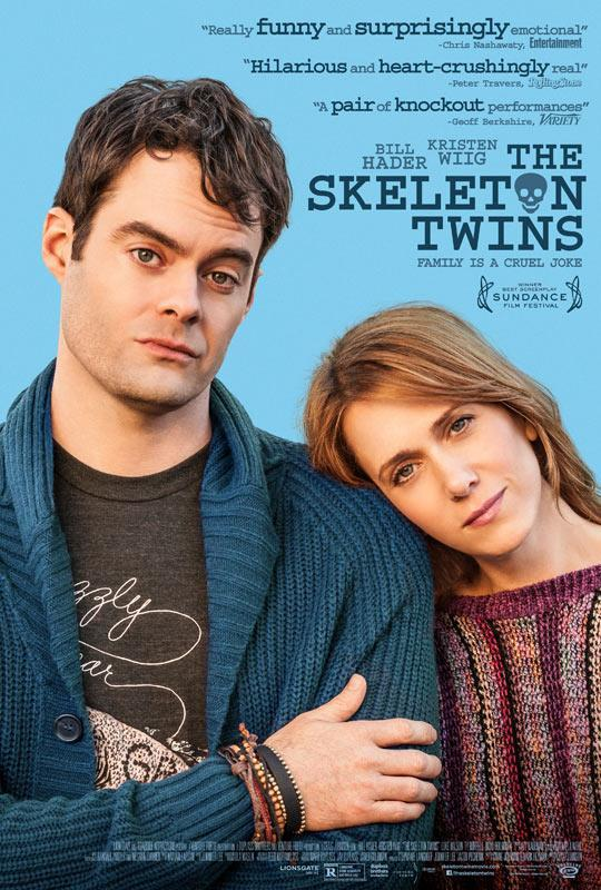 The Skeleton Twins (2014) ()