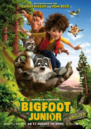 El hijo de Bigfoot (2017) [BRRip] [1080p] [Full HD] [Latino] [1 Link] [MEGA] [GDrive]