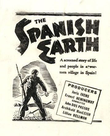 The Spanish Earth (Tierra de España)