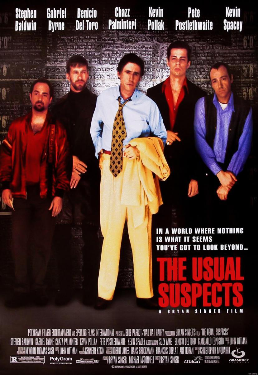 John Ottman - The Usual Suspects (Original Motion Picture Soundtrack)