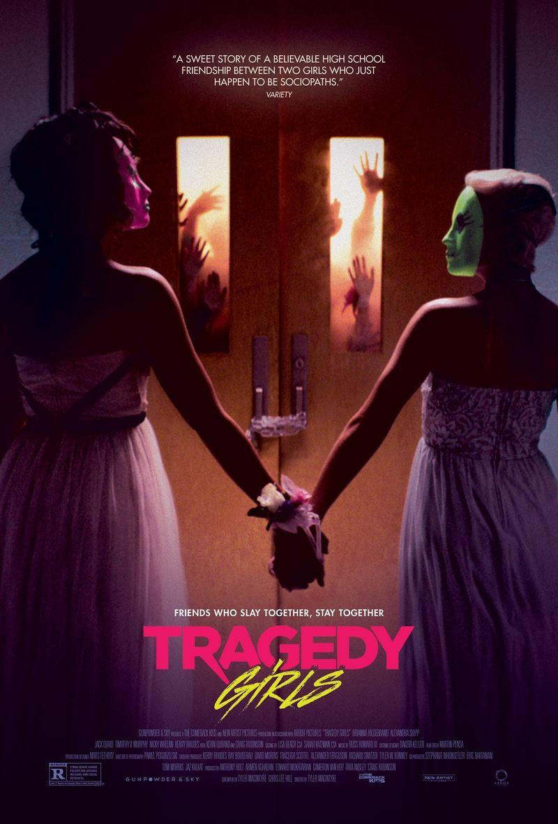 Tragedy Girls (2017) 1080p Latino Gratis ()
