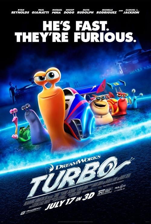 Turbo (2013) Full HD Gratis