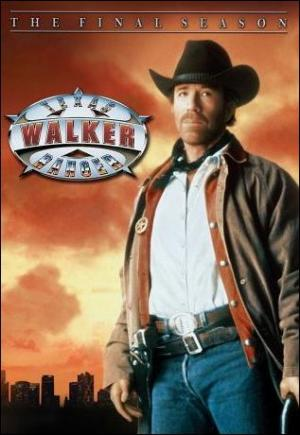 Walker Texas Ranger (Serie de TV)