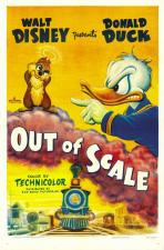 Pato Donald: Out of Scale (C)