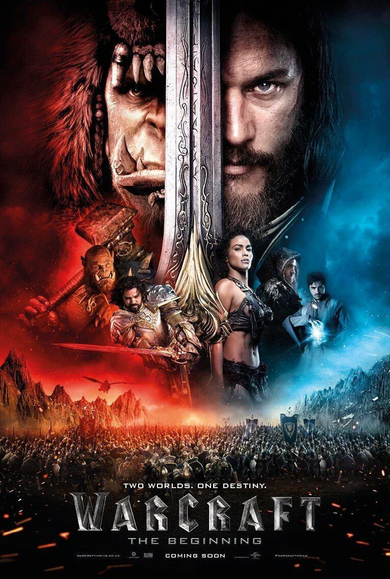 Warcraft: El origen (2016)(Audio Latino)(HD 720p-Online)