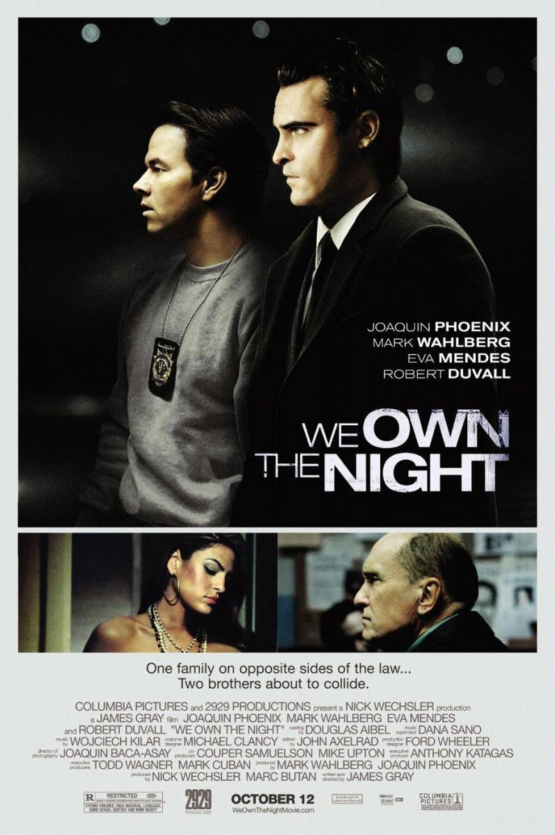 Resultado de imagen de we own the night
