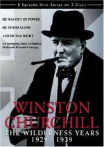 Winston Churchill: The Wilderness Years (TV)