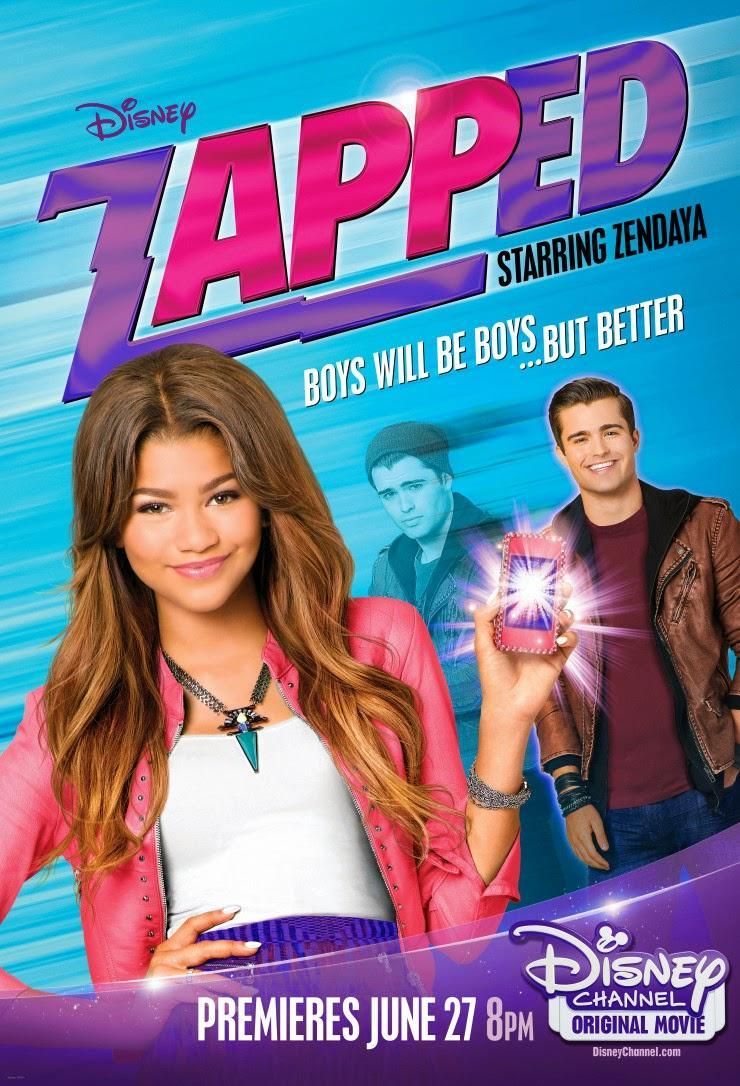 Zapped tv 2014 filmaffinity for New kid movies coming out this weekend