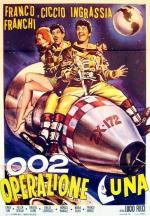 Dos cosmonautas a la fuerza