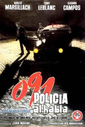 091, policía al habla