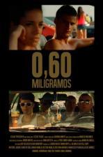 0,60 miligramos (C)