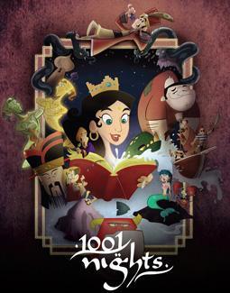 1001 Nights (TV Series)