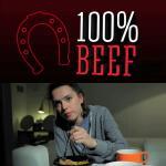 100% BEEF (S)