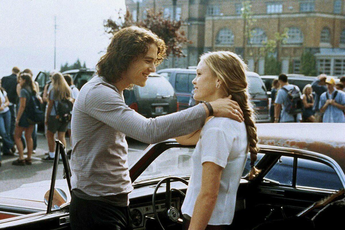 Ten Things I Hate About You Film Stills
