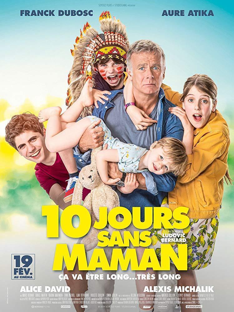 10 jours sans maman (2020) - FilmAffinity