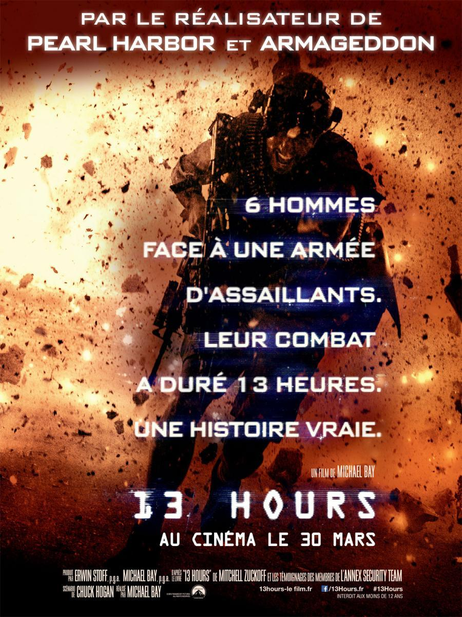 13 Hours The Secret Soldiers Of Benghazi 2016 Filmaffinity