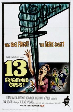 13 Frightened Girls!